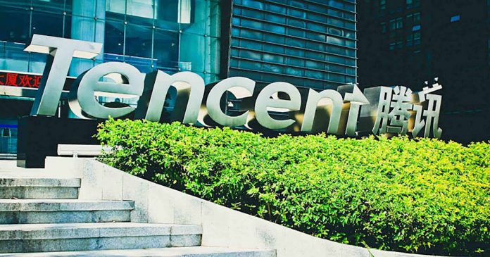 Tencent CEO meets with Chinese antitrust officials